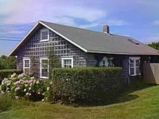 Lovely 2 BR-1 BA House in Nantucket (3742) - Nantucket vacation rentals