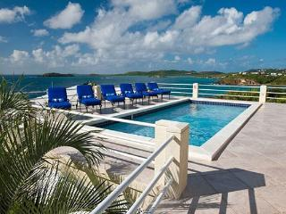 Walk down to the white sands of Secret Harbour beach from this villa. MA BLS - East End vacation rentals