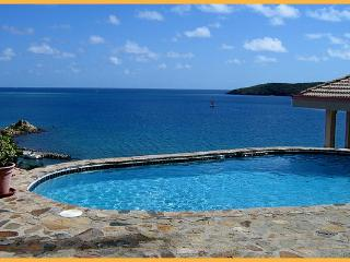 Short walk to the beach at Little Leverick Bay, with swimming, sunning and snorkeling!	 VG DOS - Leverick Bay vacation rentals