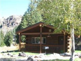 Comfortable and Clean 1 BR Cabin at Three Rivers Resort in Almont (#23) - Image 1 - Almont - rentals