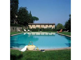 Gently tucked amid the hills of Lucca, this Tuscan retreat is grand but not overwhelming. CSL BOR - Lucca vacation rentals