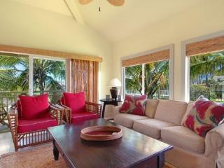 Regency Villas 221 - Spacious 4 bed / 3 bath condo, top of the line furnishings, amenities and AC - Koloa-Poipu vacation rentals