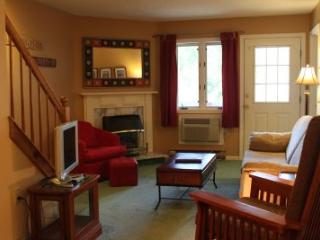 2BR multi-level condo with fireplace - 3C 335C - White Mountains vacation rentals