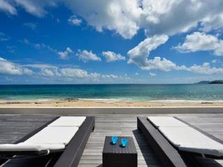 This serene, beachfront villa is fully air- conditioned and elegantly decorated. C CAV - Baie Rouge vacation rentals