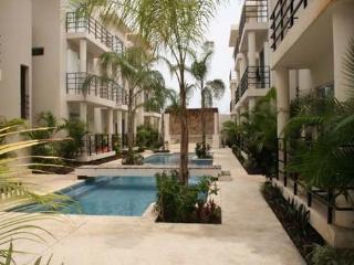 2 BR House in Playa del Carmen (Agua Terra 105 - AT105) - Playa del Carmen vacation rentals