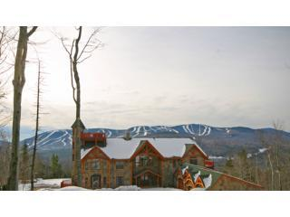 0004 20 Ski-Esta-Sunday River Backdrop - Lux 10BR 12BA  Indoor Pool, Hot Tubs, theater, etc - Newry - rentals