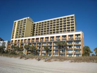 Oceanfront Condo: July 18-25 $1095 Totaal - Myrtle Beach vacation rentals