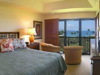Fall asleep listing to the surf, wake up to the birds, huge master suite w King Select Comfort bed - Premier Wailea Ekahi 11E OceanFront S. Maui Condo - Wailea - rentals