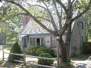 340 Wilson Ave is the last house on the left - 340 Wilson Ave. Pet-friendly, Quiet 3 Bed, 2 Bath - Wellfleet - rentals