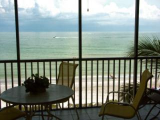 View From Lanai - Direct Beachfront  at Sundial with  2 Free Bikes - Sanibel Island - rentals