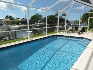 Waterfront home w/ heated pool & dock with access to the Gulf of Mexico - Marco Island vacation rentals