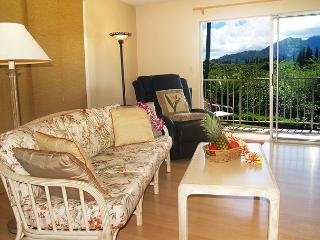 Alii Kai 2201: Bali Hai sunsets and waterfall views. - Kilauea vacation rentals