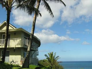 Bali Hai sunsets and waterfall views from this top floor corner 2br/2ba - Princeville vacation rentals