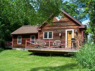 Rustic Luxury: 1 Bedroom Cabin + Loft, Wood Sto - Stowe vacation rentals