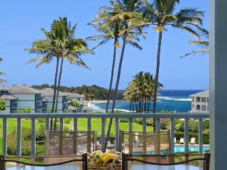 Poipu Sands 124 - Amazing Oceanview Luxury 2BR/2BA - Poipu vacation rentals