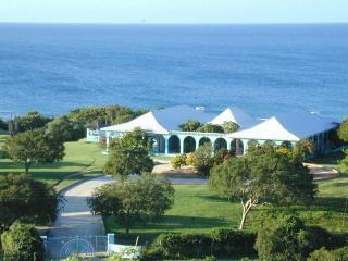 Perfectly --and privately sited on 5 1/2 acres - RAINBOW TREE, A BEAUTIFUL, EXPANSIVE VACATION HOME - Treasure Beach - rentals