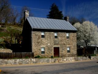 1780 Stone House in Historic Lexington, VA - Rockbridge Baths vacation rentals