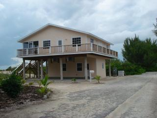 The Cottages as you drive up to them - SandDollar Cove Cottages, Abaco, Bahamas - Bahamas - rentals