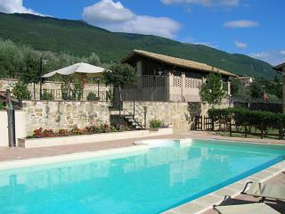 The Pool - VILLA ROSY Charming farmhouse with pool in Assisi - Assisi - rentals