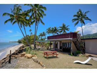 Raro Beach Bach - 12 people - $600 Whole property - Vaimaanga vacation rentals