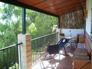 our terrace - Holiday apartment in historic Pueblo blanco town - Arcos de la Frontera - rentals