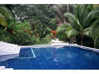 Beautiful Pool in Tropical Garden Setting - Manuel Antonio Vacation in a Garden of Eden - Manuel Antonio National Park - rentals