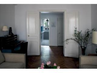 Living Room View Three - Saint Germain Charming Two Bedroom - Paris - rentals