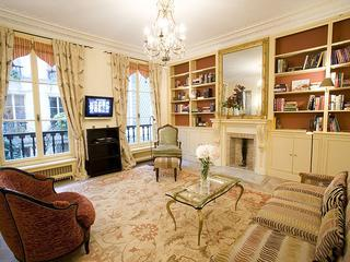 St. Germain des Pres Apartment Rental at Verneuil - Paris vacation rentals
