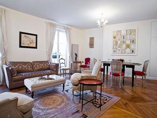 St. Germain des Pres Bonaparte Vacation Rental - 6th Arrondissement Luxembourg vacation rentals