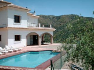 Villa Las Palomeras. Comares. - Comares vacation rentals