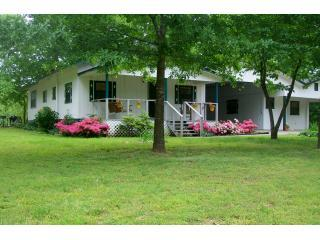The Layze River House on the Little Red River - Fairfield Bay vacation rentals