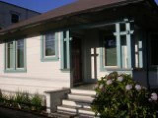 Entry to Lavender House Cottages - Lavender House Cottages - Point Reyes Station - rentals