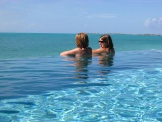 Oceanside Tower Villa with Infinity Pool on Provo - Providenciales vacation rentals