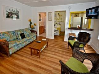 ORCHID SUITE - 1 Bd, 1 Bth, 1 Block From Duval - Private Parking! - Key West vacation rentals