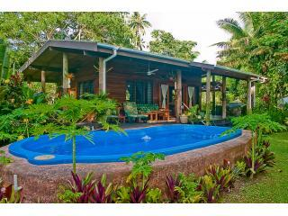 Absolute Beachfront Cottage w/ Large Private Pool - Fiji vacation rentals