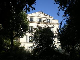 Montmartre Beautiful Apartment In A Secret Garden - 19th Arrondissement Buttes-Chaumont vacation rentals