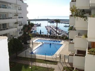 Breath-taking Ocean View from Estepona Port condo. - Estepona vacation rentals
