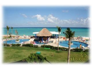 b2970 - Ground Floor, Ocean Front 3BR Xamanha Condo - Playa del Carmen - rentals