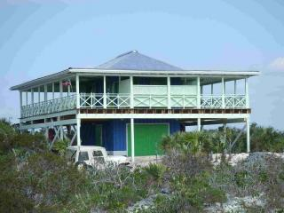 The Boathouse -Private Beach House on 3.25 Acres - Cat Island vacation rentals