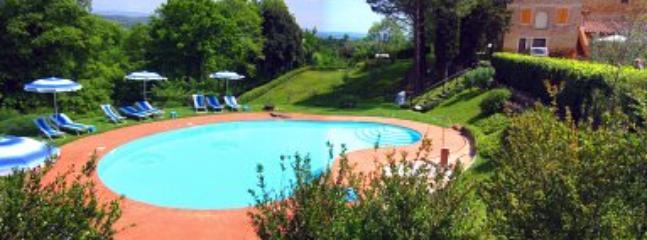 Appartamento Il Riccio A - Image 1 - San Gimignano - rentals