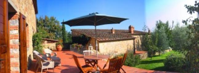 Borgo Bello A - Image 1 - Bucine - rentals