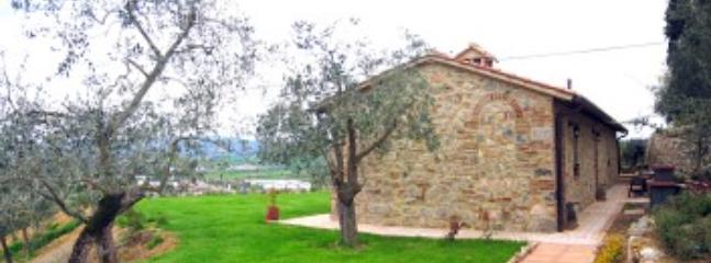 Casa Porzia - Image 1 - Casole d Elsa - rentals