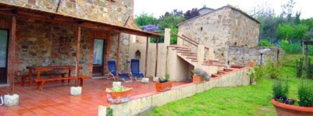Casa Salvia E - Image 1 - Rocca d'Orcia - rentals
