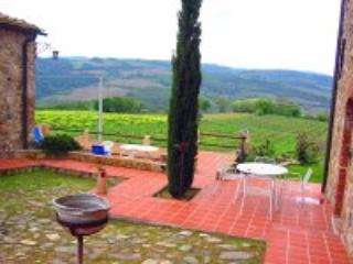 Casa Salvia C - Image 1 - Rocca d'Orcia - rentals