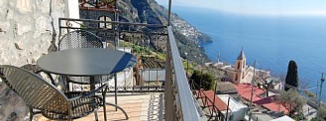 Villa Mirabella B - Image 1 - Positano - rentals