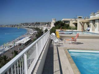 3 bedroom apartment No 7, Promenade - Beachfront - Nice vacation rentals