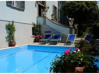 4 apartments in 17th Century Villa with pool - Lake Como vacation rentals