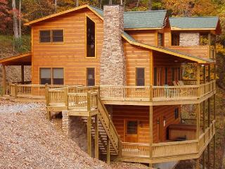 ASKA ADVENTURE AREA, MOUNTAIN VIEW, THERAPY SPA, POOL TABLE WI FI - Blue Ridge vacation rentals