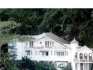 A Moon San Villa - Moon San Villa at the Blue Lagoon - Port Antonio - rentals