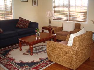 Living Room - Villa del Sol. Your secret island getaway. - Clarence Town - rentals